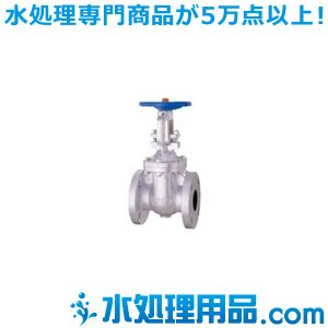 キッツ 鋳鉄バルブ ゲート 10FCL型 JIS規格品 4インチ(100A) 10FCL-4|mizu-syori