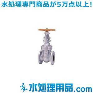 キッツ 鋳鋼バルブ ゲート 10SCLS型 4インチ(100A) 10SCLS-4|mizu-syori
