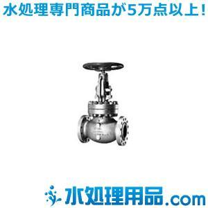 キッツ 鋳鋼バルブ グローブ G-600SCJS型 8インチ(200A) G-600SCJS-8