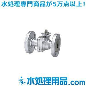 キッツ 鋳鋼バルブ メタボール G-20SCTDZ6H型 高温用 5インチ(125A) G-20SCTDZ6H-5