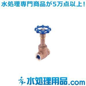 キッツ 給水用バルブ ゲート LNW型 給水用 3/4インチ(20A) LNW-3/4|mizu-syori