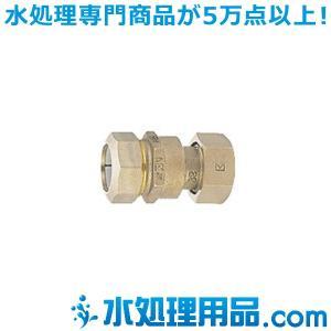 キッツ 給水用バルブ メーター用ソケット回転式 1MSR型 金属継手KCPジョイント 1/2インチ(13A) 1MSR-1/2|mizu-syori