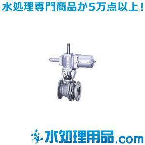 キッツ 空気圧バルブ SCS14A製ボールバルブ B-150UTRM型 複作動 12インチ(300A) B-150UTRM-12