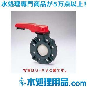 旭有機材工業 ロータリーダンパー57型 U-PVC製 Oリング:EPDM 100A VD7LVUEW100 mizu-syori
