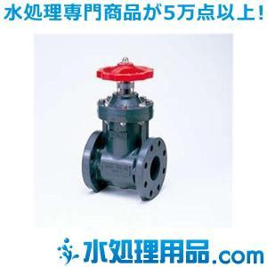 旭有機材工業 ゲートバルブ標準型 ねじ込み形 丸ハンドル式 50A VCGMJIENJ050|mizu-syori