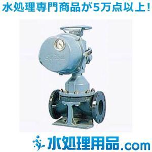 旭有機材工業 ダイヤフラムバルブ72型 電動式S型 250A A72SFTF250