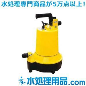桜川ポンプ 残水処理ポンプ UBV-40A mizu-syori