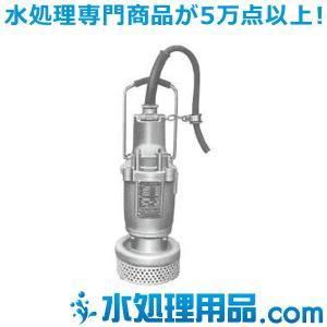 桜川ポンプ 耐圧防爆水中ポンプ UE-253E mizu-syori