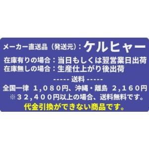ケルヒャー 業務用冷水高圧洗浄機 HD 10/22S  60Hz|mizu-syori|04