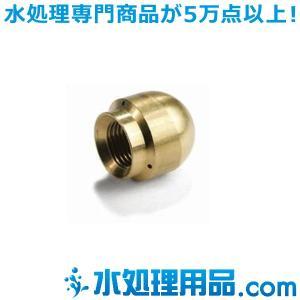 ケルヒャー パイプクリーニング用ホース ノズル 吐出口後方3ヶ前方1ヶ 外径16mm ノズルサイズ:060 5.763-016.0|mizu-syori