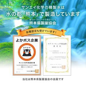 工業用精製水(純水) 大容量 20L入り コック付き 送料無料 メーカー:サンエイ化学 mizu-syori 17