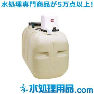 川本ポンプ 深井戸用カワエースディーパー UF2T形 FRP製受水槽 300Lタイプ UF2T-600S|mizu-syori