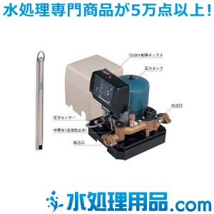 グルンドフォスポンプ 深井戸用水中ポンプ定圧制御ユニット SQEP3-55|mizu-syori