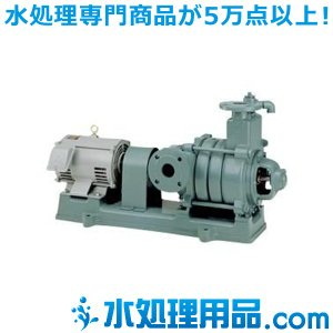テラル 自吸式多段ポンプ MSP型 50Hz 40MSP-4|mizu-syori