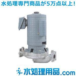寺田ポンプ製作所 陸上ポンプ ステンレス製 直動非自吸式 TSLP2形 三相 60Hz モーター付き TSLP2-32-6.4E|mizu-syori