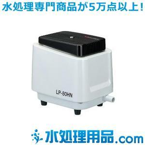 安永エアポンプ 電磁式エアーポンプ 吐出専用タイプ  AP-80F|mizu-syori