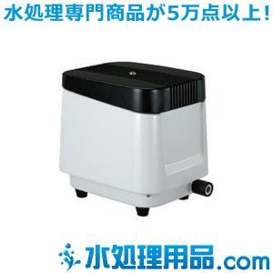 安永エアポンプ 電磁式エアーポンプ 吐出専用タイプ  LP-150HN|mizu-syori
