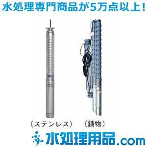 エバラポンプ BHS8A型  深井戸水中モータポンプ(イドボーイ)  50Hz  100BHS5515B|mizu-syori