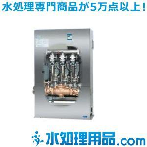 エバラポンプ PNF型  直結給水ブ-スタポンプウォールキャビネットタイプ台数制御形  75PNEFM5.5B|mizu-syori