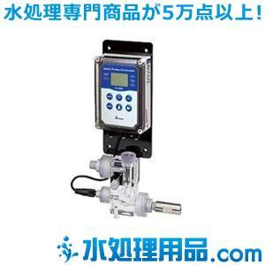イワキポンプ インラインタイプ 残留塩素濃度計 CL-60WL型 CL-60WL-B|mizu-syori