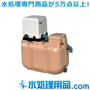 エバラポンプ 水道加圧装置 HPT+HPE 400W型 三相200V HPT-50GA  32HPE0.4|mizu-syori
