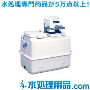 エバラポンプ 水道加圧装置 HPT+HPJS 250W型 三相200V 50Hz HPT-50FA 25×25HPJS5.25|mizu-syori