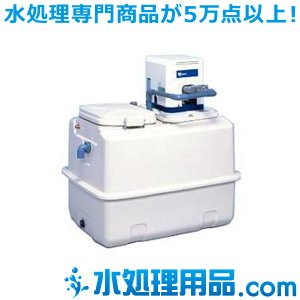 エバラポンプ 水道加圧装置 HPT+HPJS 250W型 三相200V 50Hz HPT-100GA 25×25HPJS5.25|mizu-syori