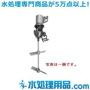 タクミナ 中低速用可搬型攪拌機 M15S-0.75-ゴムライニング