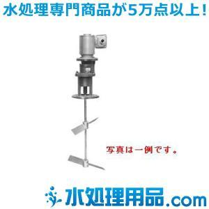タクミナ 中低速用立型攪拌機 M20TO-0.1-ゴムライニング