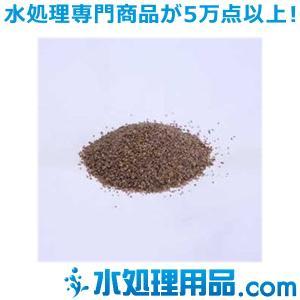 マンガン砂 0.6mm  均等係数:1.4以下 20L袋入り MNS-0514-20|mizu-syori