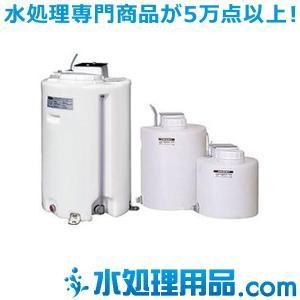 イワキポンプ 薬液タンク  丸型  CT-25|mizu-syori