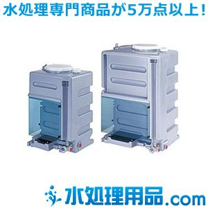 イワキポンプ 薬液タンク CT-U120N-1|mizu-syori