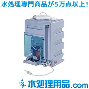 イワキポンプ 次亜塩素酸ソーダ注入ユニット ETU-25N-B21N|mizu-syori