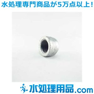吉年 白継手 キャップ CA型 1/8インチ(6A) YS-CA1/8|mizu-syori