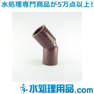 エスロン 45°エルボ 20A HT4L20|mizu-syori