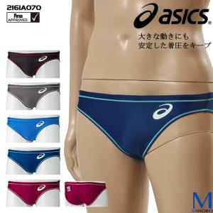 FINAマークあり メンズ 競泳水着 男性 asics アシックス 2161A070|mizugi