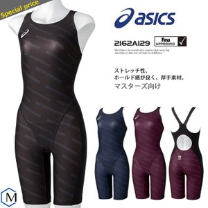 FINAマークあり レディース 競泳水着 女性 asics アシックス 2162A129|mizugi