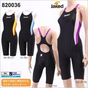 FINAマークあり レディース 競泳水着 jaked ジャケッド 820036|mizugi