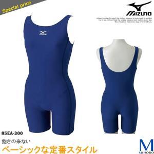 レディース フベーシックフィットネス水着 オールインワン 女性 mizuno ミズノ 85EA-300|mizugi