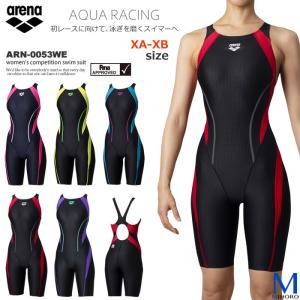 FINAマークあり レディース 競泳水着 女性・大きいサイズ 女性 arena アリーナ ARN-0053WE|mizugi