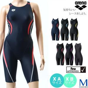 FINAマークあり レディース 競泳水着 女性・大きいサイズ 女性 arena アリーナ ARN-7050WE|mizugi