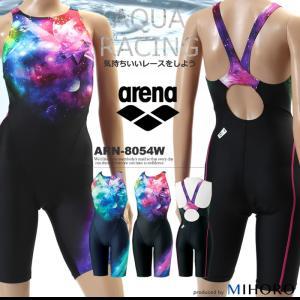 FINAマークあり レディース 競泳水着 アリーナ ARN-8054W mizugi