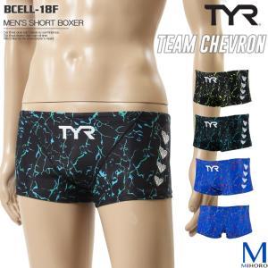 メンズ 競泳練習用水着 TYR ティア BCELL-18F|mizugi