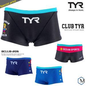 メンズボックス 競泳練習用水着 男性 TYR ティア BCLUB-20S mizugi