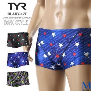メンズ 競泳練習用水着 TYR ティア BLABY-17F|mizugi
