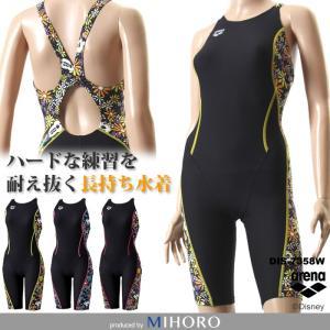 レディース 競泳練習用水着 アリーナ ディズニー DIS-7358W|mizugi