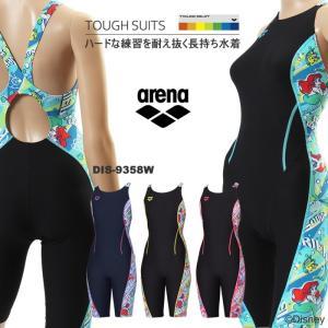 レディース 競泳練習用水着 女性 arena アリーナ ディズニー DIS-9358W|mizugi