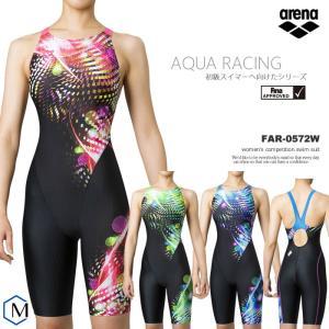 FINAマークあり レディース 競泳水着 女性 arena アリーナ FAR-0572W|mizugi