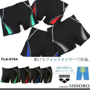 メンズ フィットネス水着 アリーナ FLA-6764|mizugi