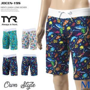 メンズ フィットネス水着ボトムス 男性 ルーズタイプ(裾ゆるめ) TYR ティア JOCEN-19S (特別価格につき交換返品不可)|mizugi